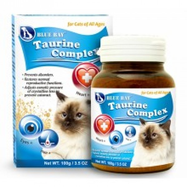 倍力護貓胺 Taurine for CATS (100g/瓶)
