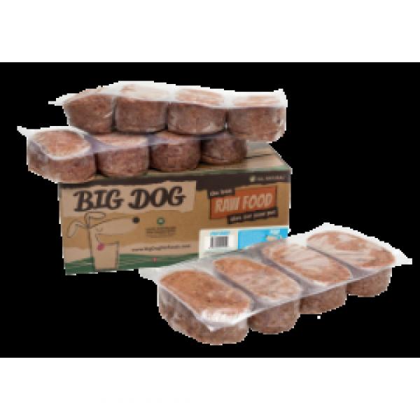 Big Dog 急凍狗糧魚配方3kg ( 12件x 250g )