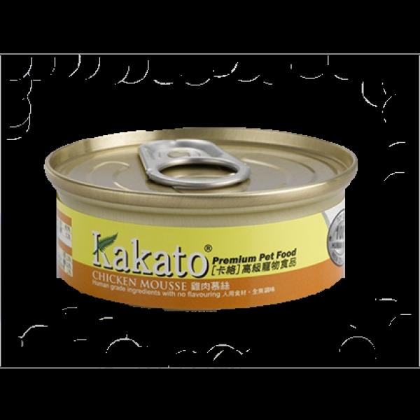 Kakato 卡格雞肉慕士