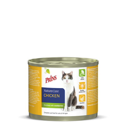 PRINS 罐頭貓糧雞肉口味 200g