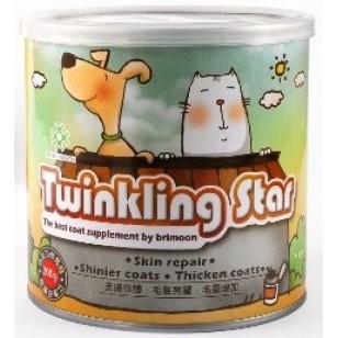 TWINKLING STAR 天然有機鱉蛋爆毛粉