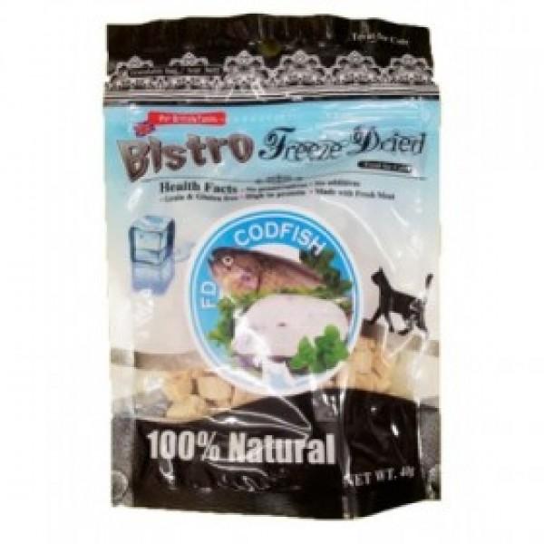 英國 Bistro Freeze Dried  脫水鱈魚貓小食