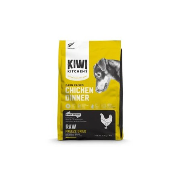Kiwi Kitchens 新西蘭犬用凍乾主糧 - 農場鮮雞