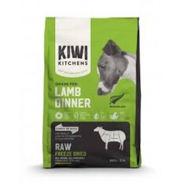 Kiwi Kitchens 新西蘭犬用凍乾主糧 - 草飼羊