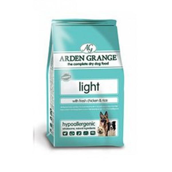 Arden Grange 無穀物鮮雞肉米飯減肥成犬糧