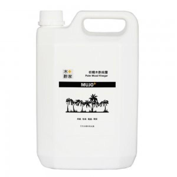 Mujo+木酢純露 (4000ml) (1:20 - 1:99 稀釋使用)