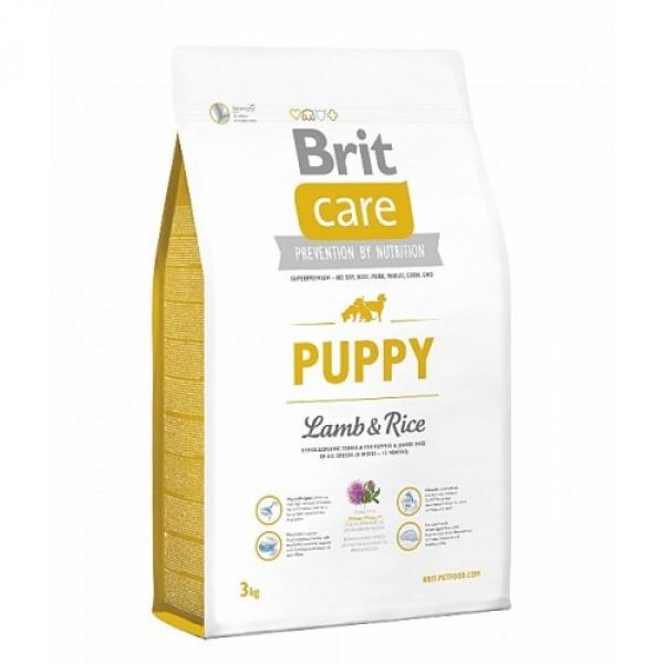 BRIT CARE 幼犬羊飯