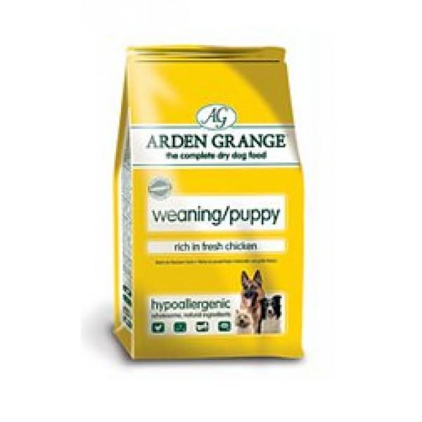 Arden Grange 無穀物鮮雞肉離乳幼犬糧