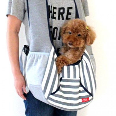 寵物袋及拉車