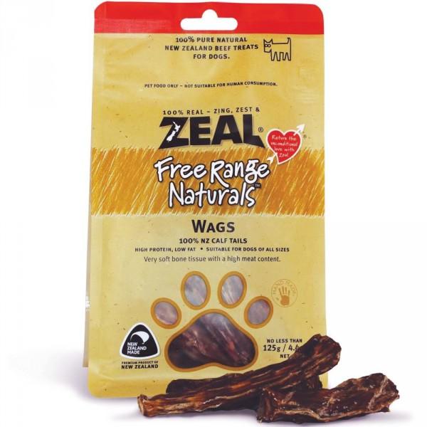 Zeal Natural Pet Treats - 熱愛天然紐西蘭牛仔尾骨 125g